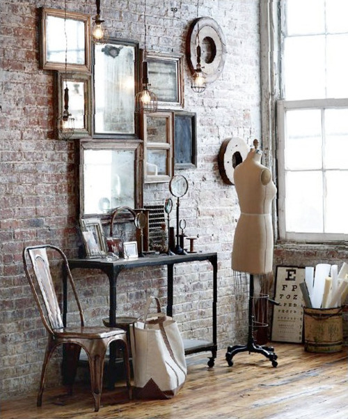 17 Amazing Industrial Style Decoration Ideas