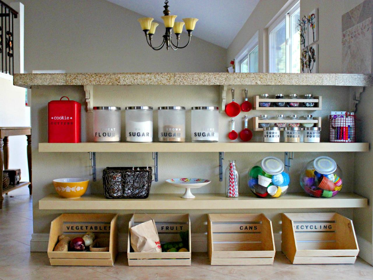 17 DIY Kitchen Organizer Ideas For A Careful Housewife