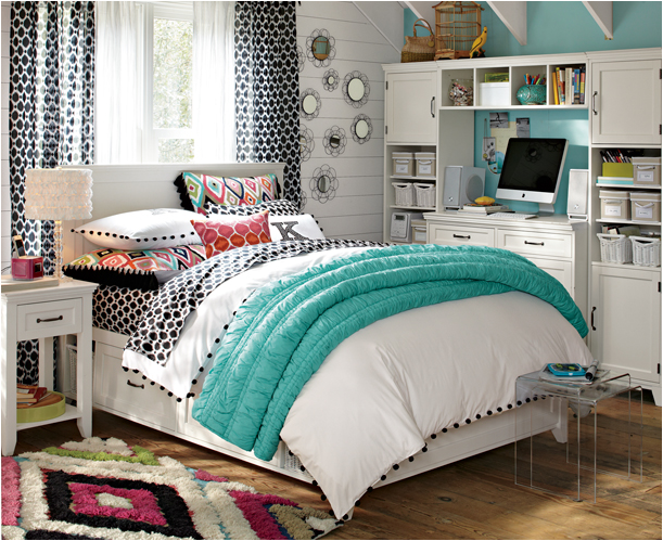 16 Teen Bedroom Decoration Ideas