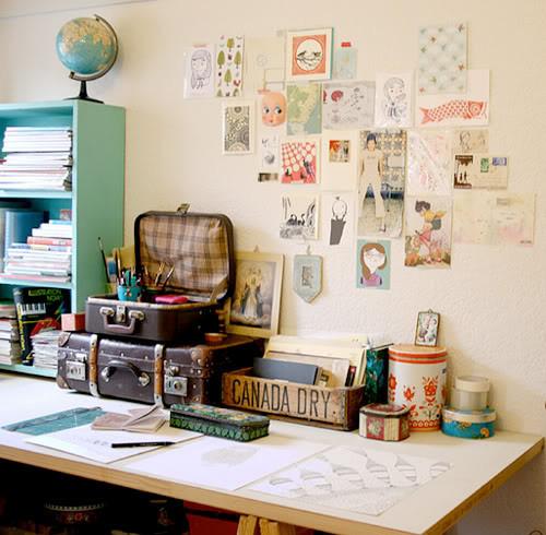 15 Workspace Decoration Ideas