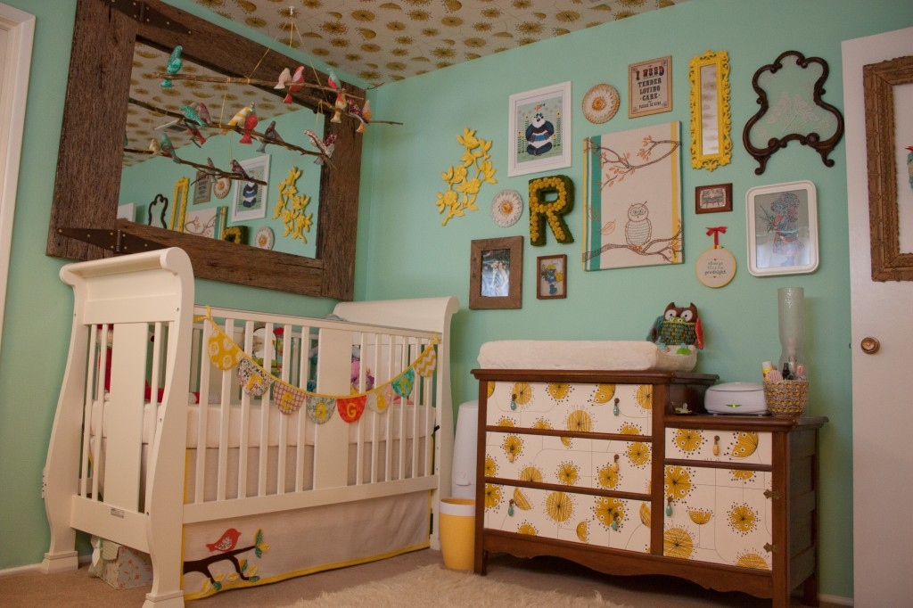 17 Gentle Ideas For Diy Nursery Decor Live Diy Ideas
