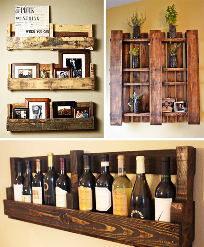 17 easy diy pallet projects live diy ideas - Wood Pallet Projects