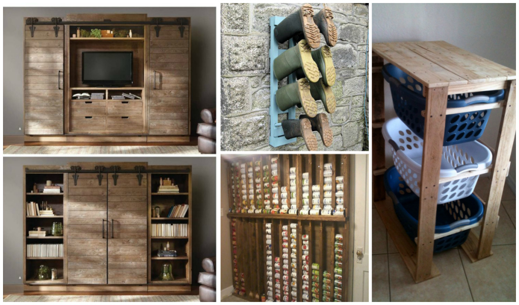 17 Easy DIY Pallet Projects Live Ideas