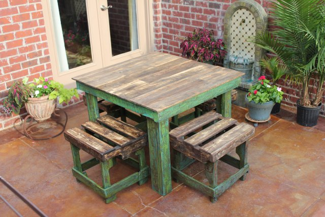 17 easy diy pallet projects live diy ideas - Diy projects with wooden palletsideas easy to carry out ...