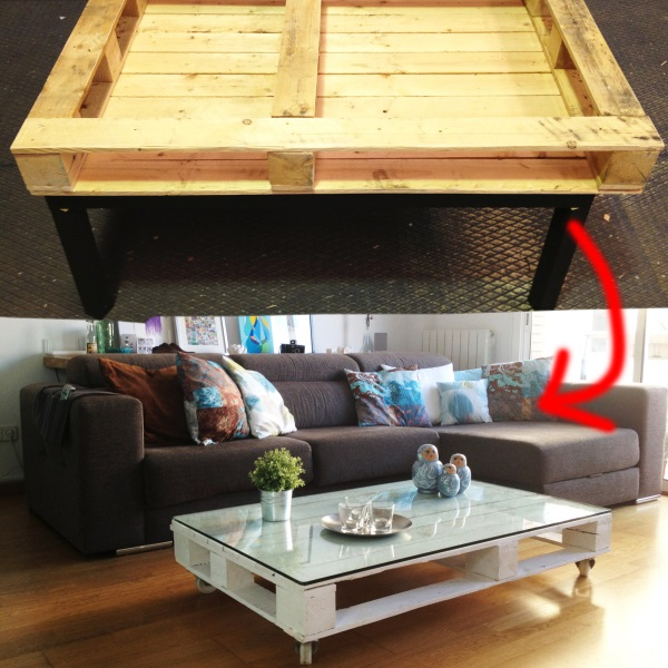 17 easy diy pallet projects live diy ideas 17 easy diy pallet projects solutioingenieria Image collections