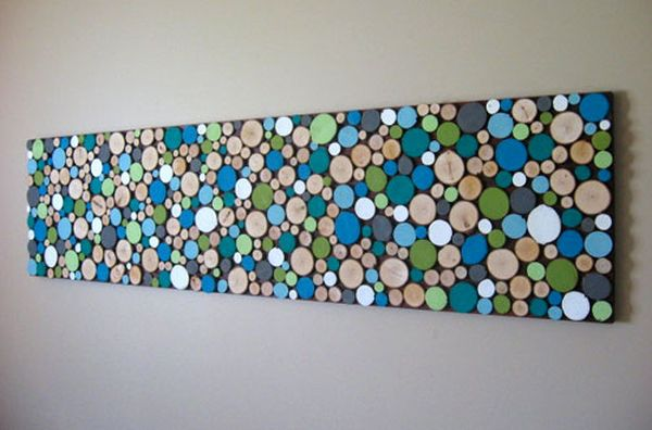 17 Surprising DIY Wall Art Ideas