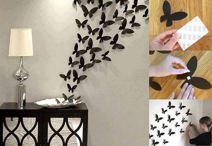17 Surprising Diy Wall Art Ideas Live Diy Ideas