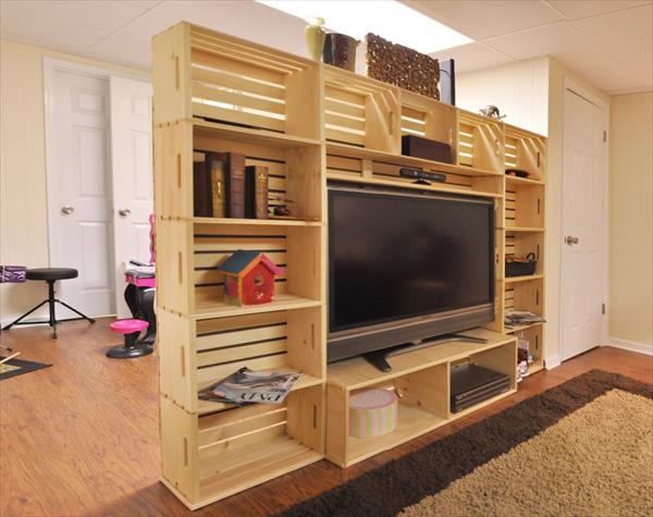 Diy Crate Furniture Diy Crate Furniture R Nongzico