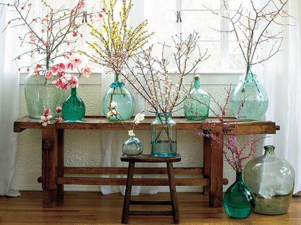 18 Sweet Easter And Spring Decorations Live Diy Ideas