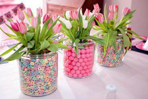 Spring Table Decorations 18 sweet easter and spring decorations - live diy ideas