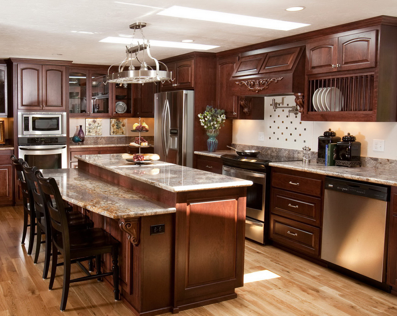 18 Decoration Ideas For Kitchen Of Your Dream - Live DIY Ideas on Kitchen Decoration Ideas  id=80208
