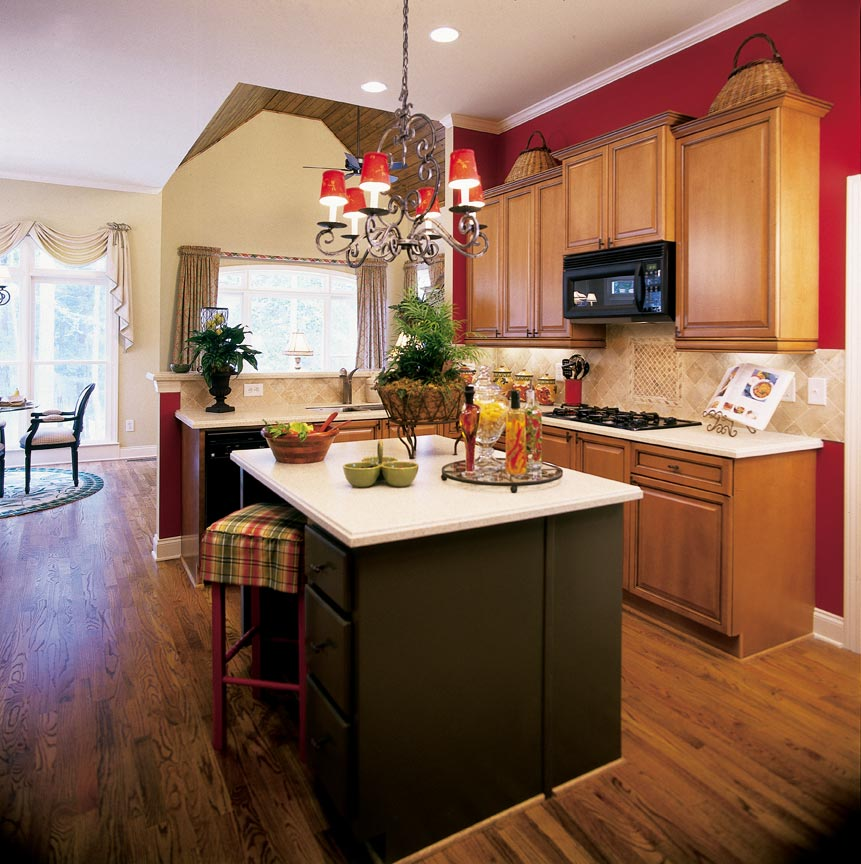 18 Decoration Ideas For Kitchen Of Your Dream - Live DIY Ideas on Kitchen Decoration Ideas  id=36215