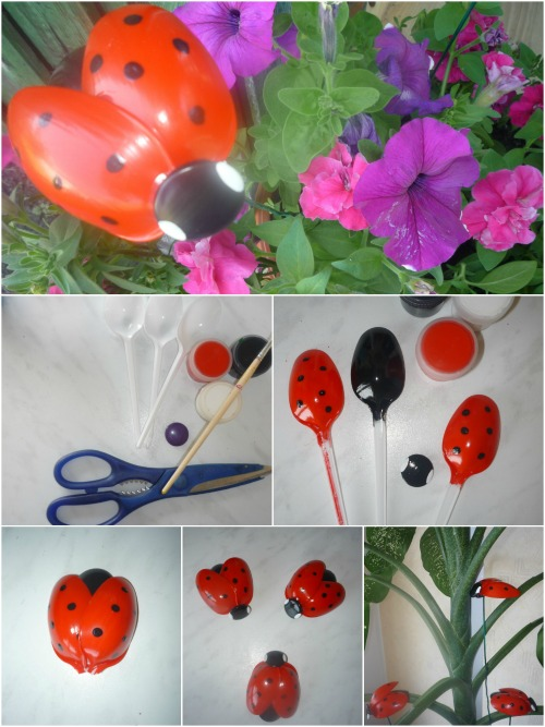 15 DIY Plastic Spoon Craft Ideas