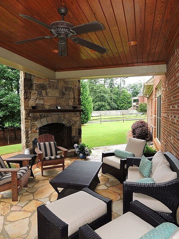 24 Cozy Backyard Patio ideas