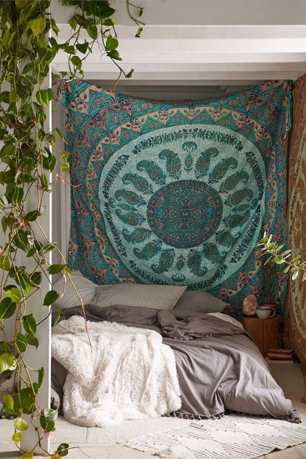 21 Bohemian Home Decor Ideas