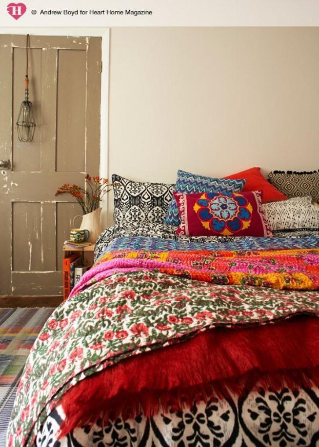 21 Bohemian Home Decor Ideas