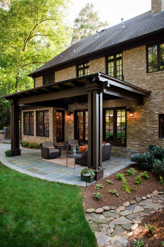 24 Cozy Backyard Patio ideas - Live DIY Ideas on Basic Patio Ideas id=31242