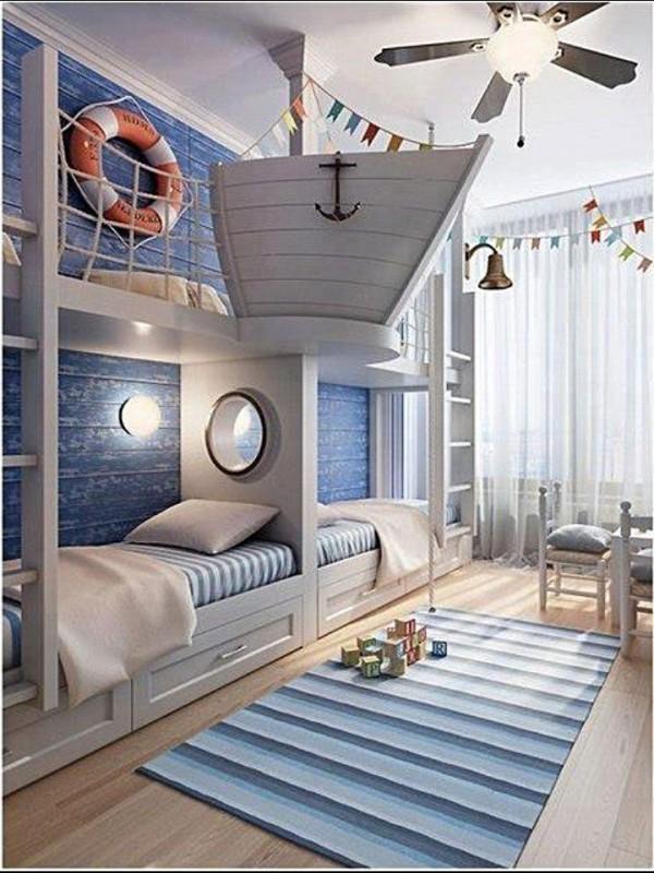 24 Awesome Nautical Home Decoration Ideas Live Diy Ideas