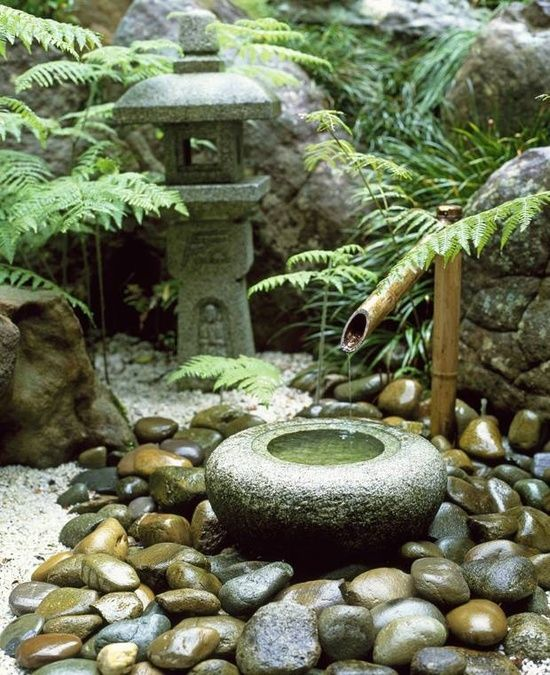 21 japanese style garden design ideas live diy ideas - Garden Ideas Japanese