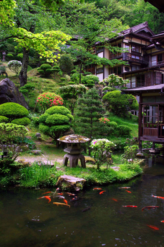 21 Japanese Style Garden Design Ideas Part 53