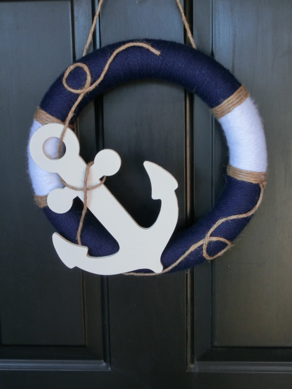 24 Awesome Nautical Home Decoration Ideas