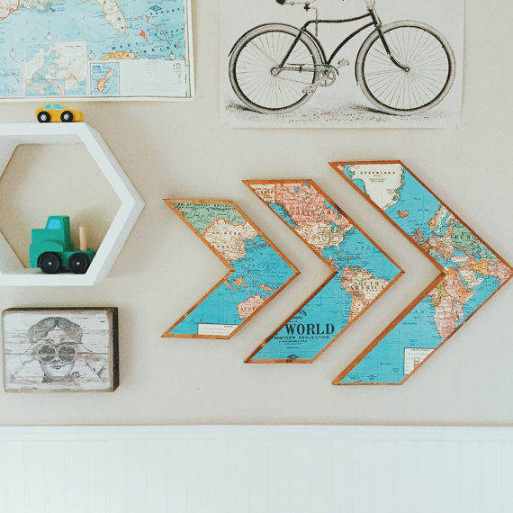 25 Wall Decoration Ideas For Your Home: 19 Diy Wall Decoration Ideas