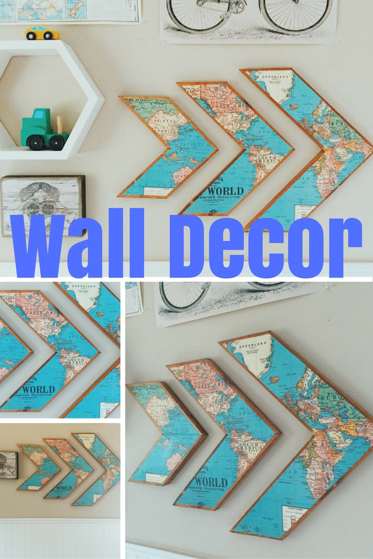 19 diy wall decoration ideas live diy ideas for Diy wall mural ideas