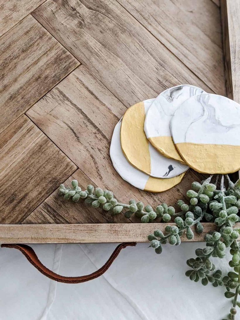 Diy Wood Tray Ideas As A Part Of Rustic Home Decor Live Diy Ideas