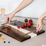 diy wooden tray ideas