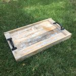DIY Wood Tray Ideas As A Part Of Rustic Home Decor