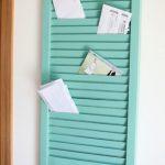 DIY mail organizer ideas