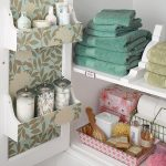 Useful Ideas How to do Bathroom Cabinet Organization