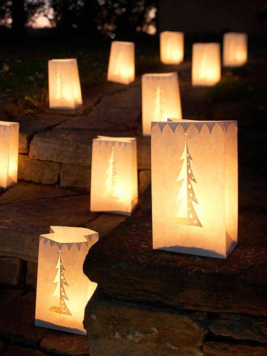 23 Christmas Outdoor Decoration Ideas