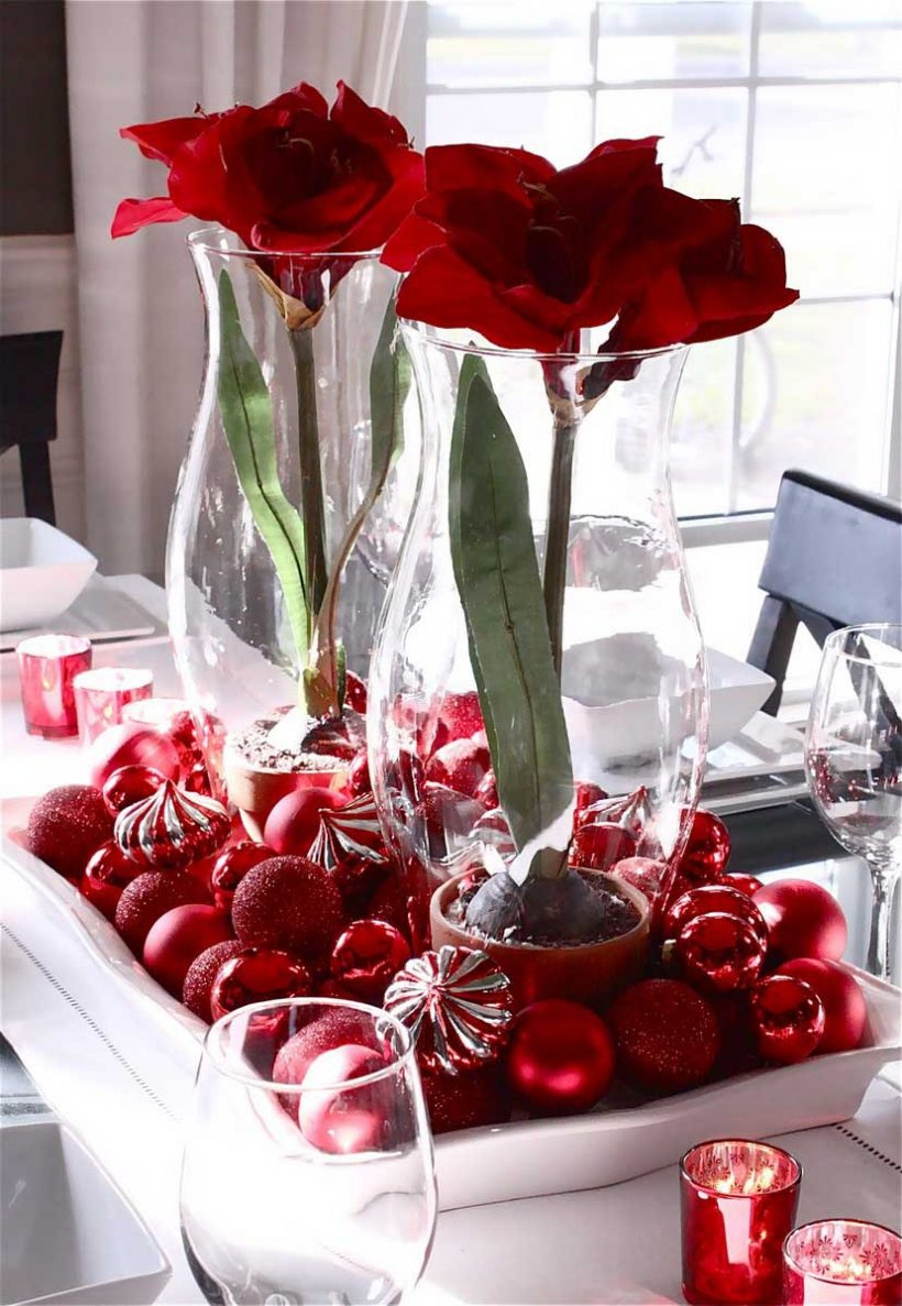 23 Christmas Centerpiece Ideas