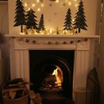 Amazing Christmas Fireplace Decorations