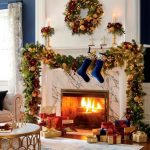 Amazing Christmas Fireplace Decorations To Make Your Room and Fireplace Look Great