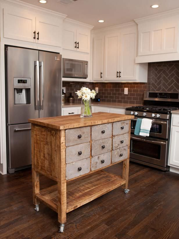 Amazing DIY Kitchen Island Ideas