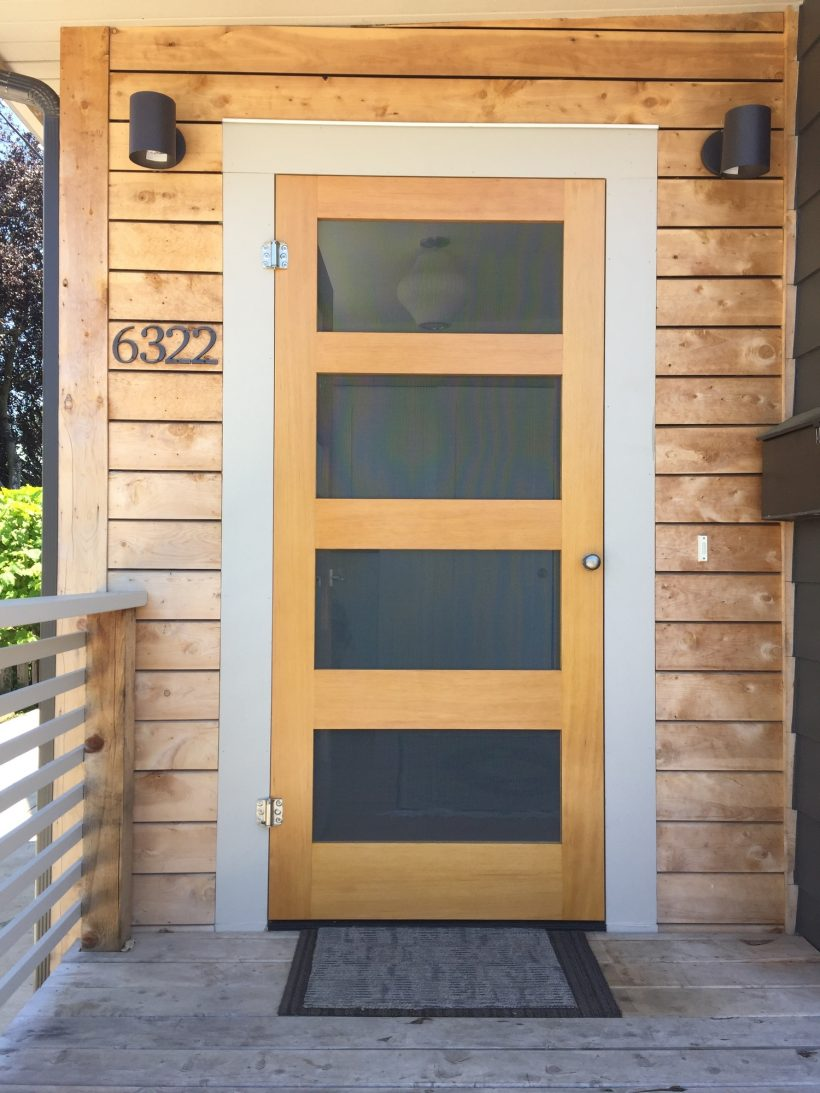 18 Diy Screen Door Decor Ideas